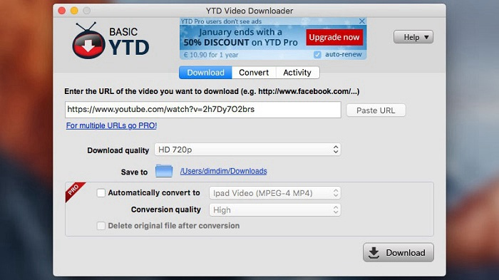 how to download movies free from youtube