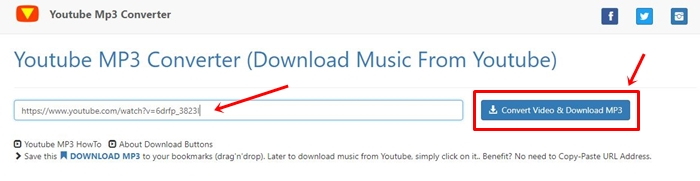 download music by link url