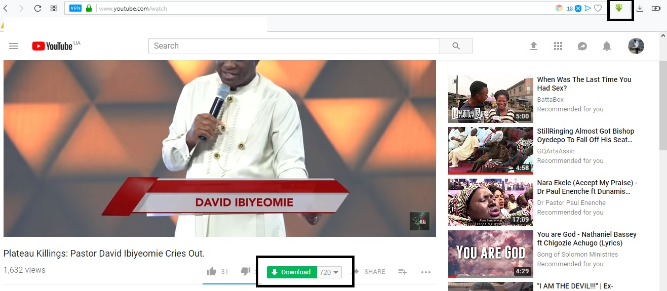 How to download youtube videos for free best 5 ways the step below shows how you can download youtube videos direct to your pc local storage ccuart Image collections