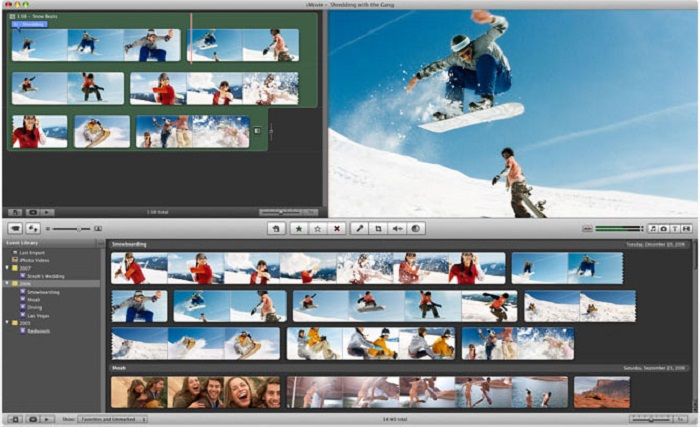 how to edit videos on mac with imovie
