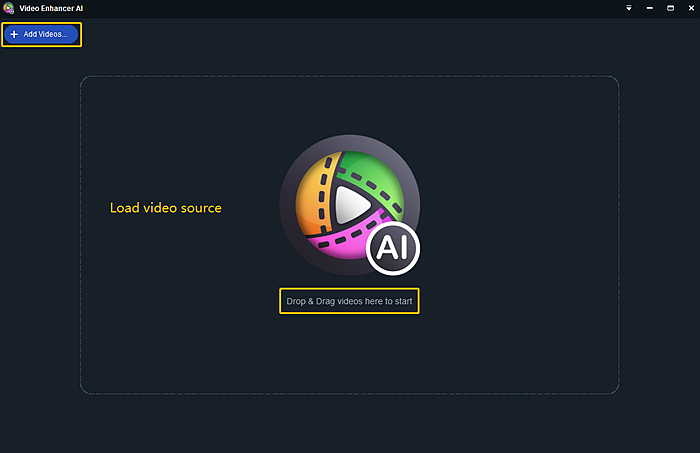 How to fix blurry videos with DVDFab Video Enhancer AI
