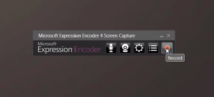 microsoft expression encoder 4 screen capture free version