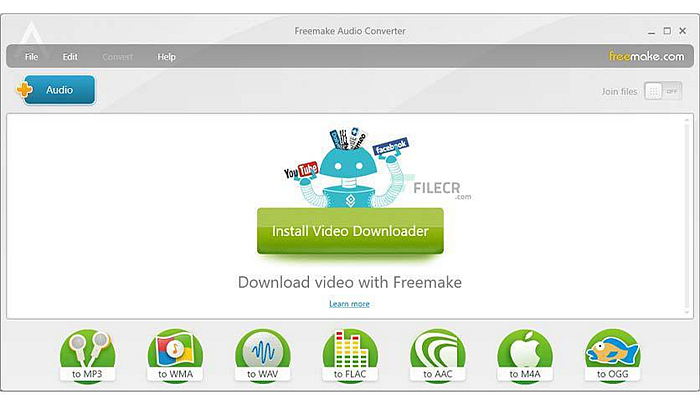 Free mp3 to wav converter for simple conversion