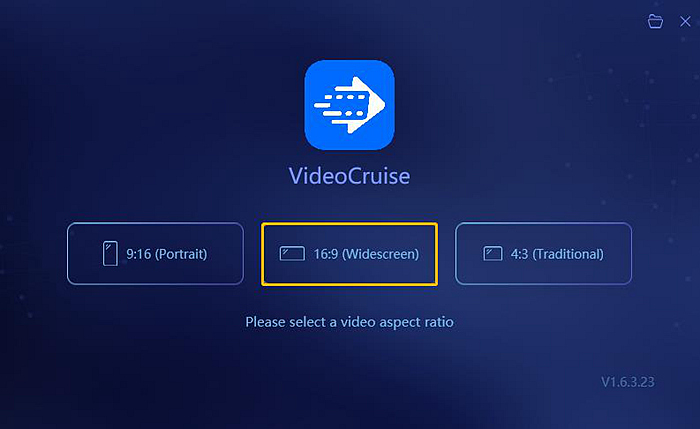 How to convert mp4 to mov with VideoCruise