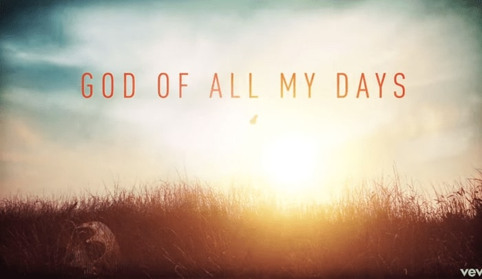 God of All My Days by Casting Crowns. religious christmas song