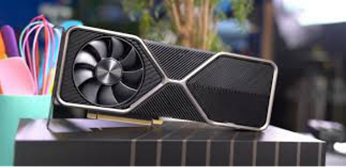This is Nvidia GeForce RTX 3080