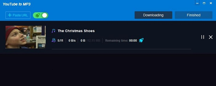 download sad christmas songs from youtube