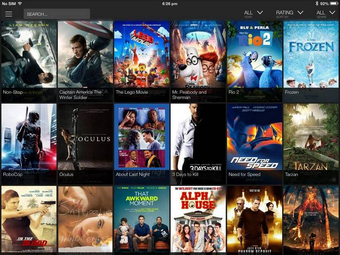 Top 6 Best Showbox Alternatives