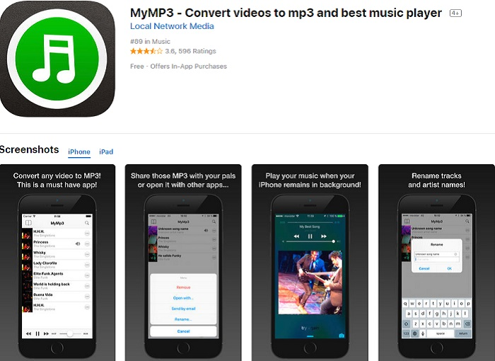 Top 7 Best Software to Convert YouTube to MP3 for iPhone