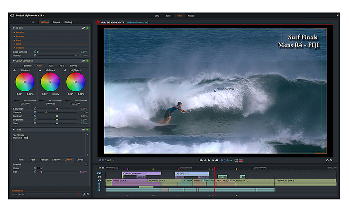 Basic Video Editing Software for Open-source Users