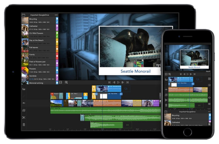 video editing app for ios