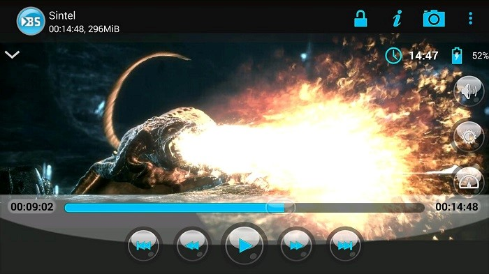 android vob player app