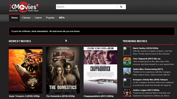 websites to download free movies on ps3 2018