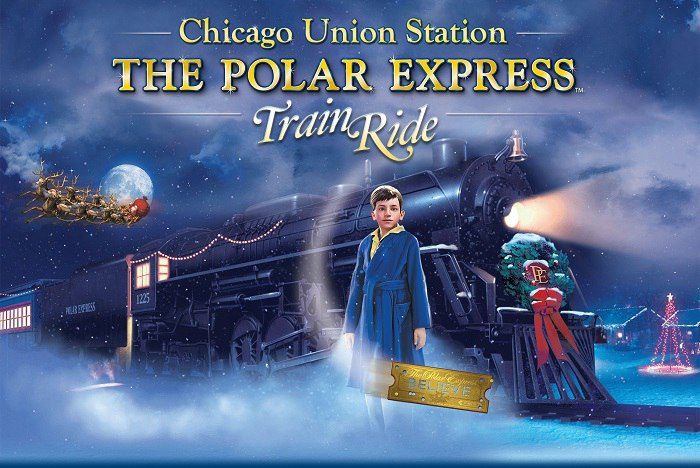 polar express - Top 10 Best Christmas Movies