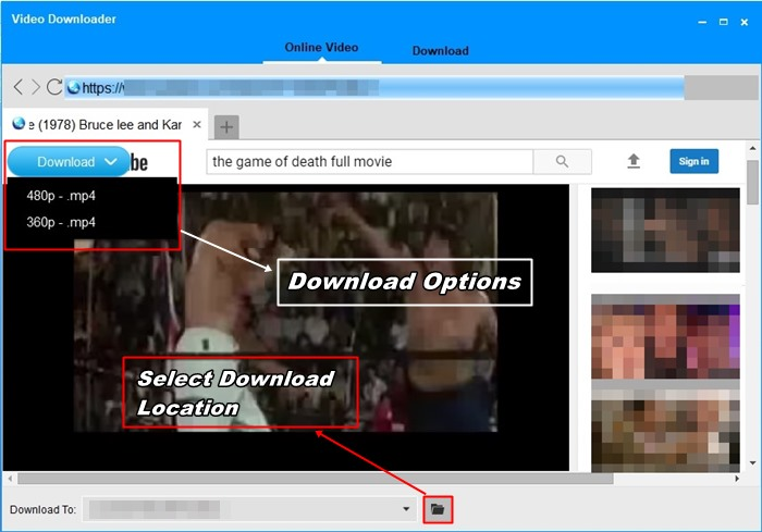 download youtube movie