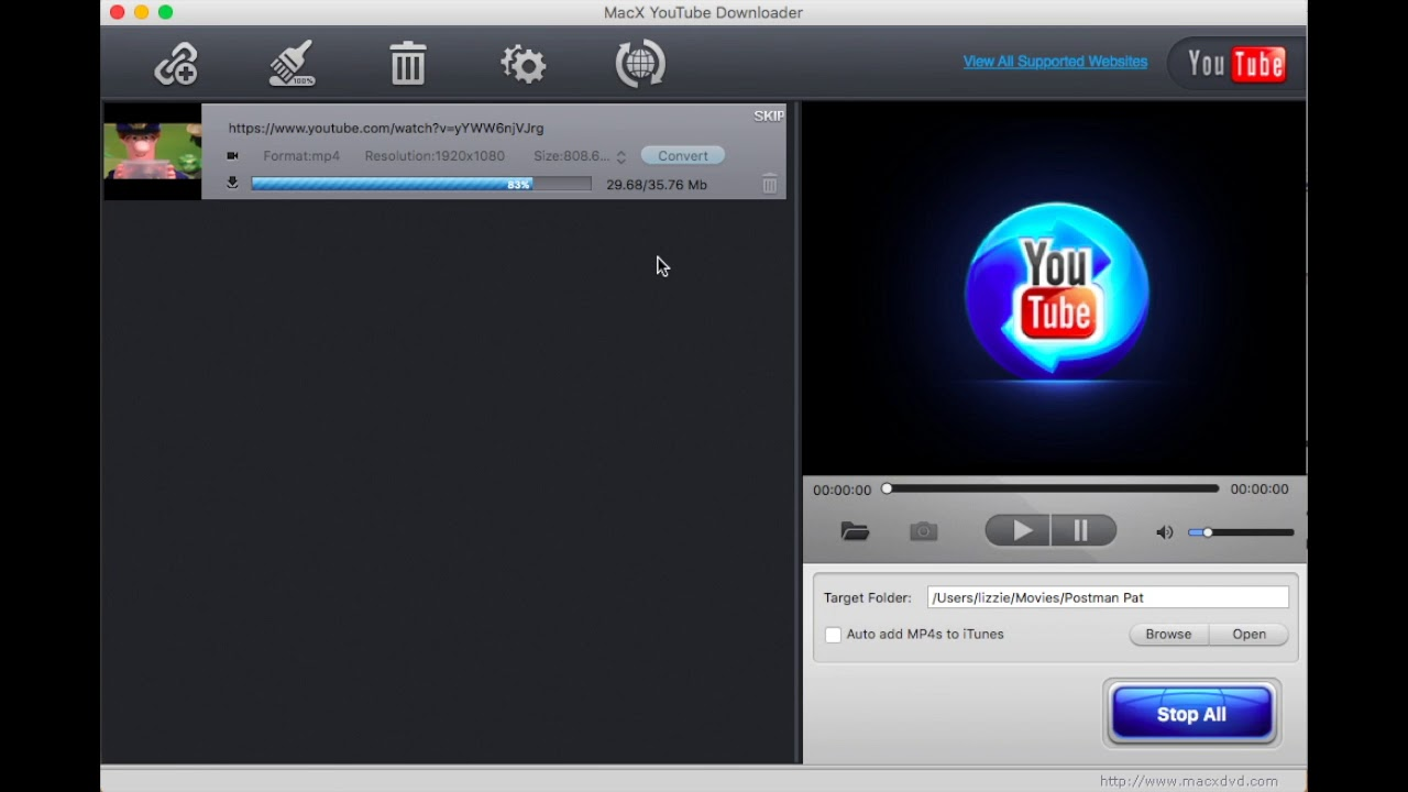Top 3 YouTube to MP3 Downloaders for Mac