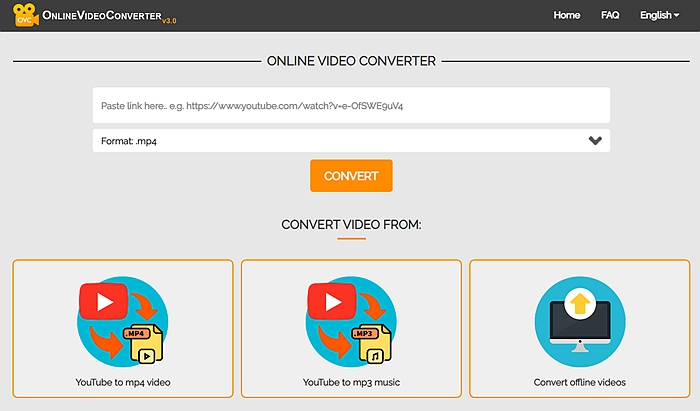 Download and Convert YouTube to MP4 Online