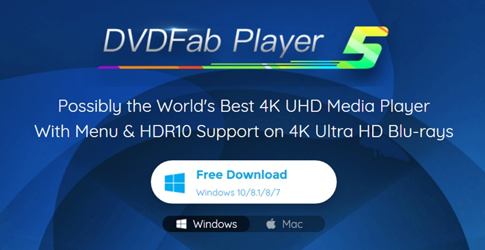 Install this software to play H.265 videos
