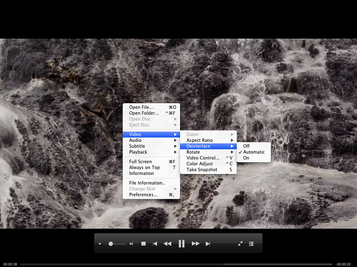 The best way to play back HEVC videos on Mac