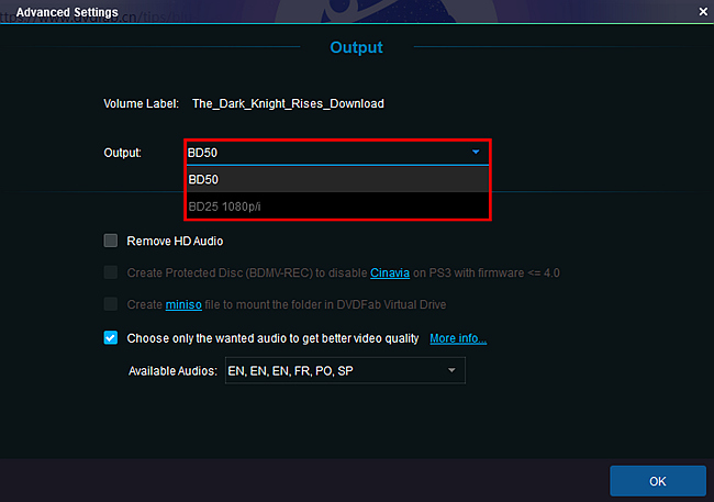 How to Backup Blu-ray with Blu-ray Copy?
