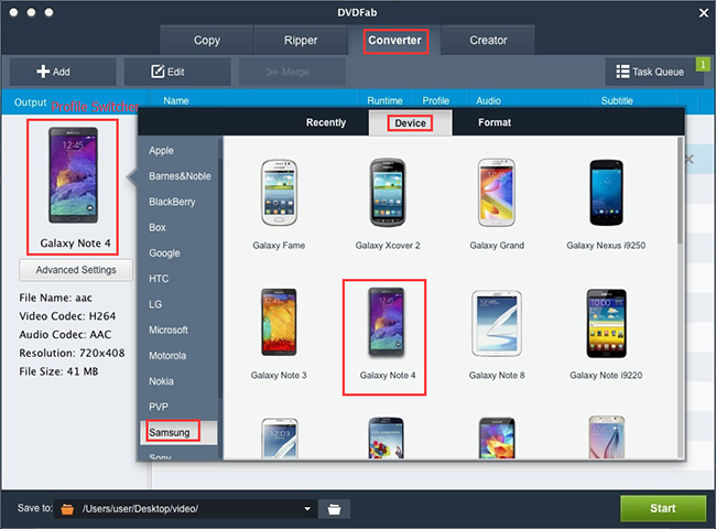 how to download videos onmac from samsung galaxy 3