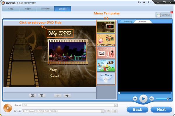 How to convert VOB video to DVD?
