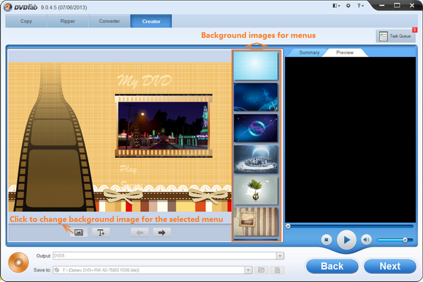 how to change video aspect ratio in windows media player