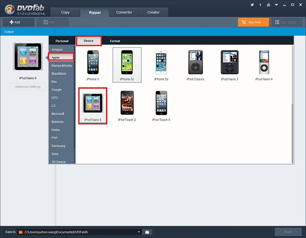how to rip dvd for ipod with dvdfab dvd ripper
