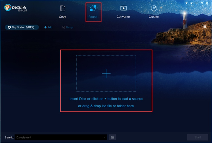 How to Rip DVD for PS3 with DVDFab DVD Ripper?