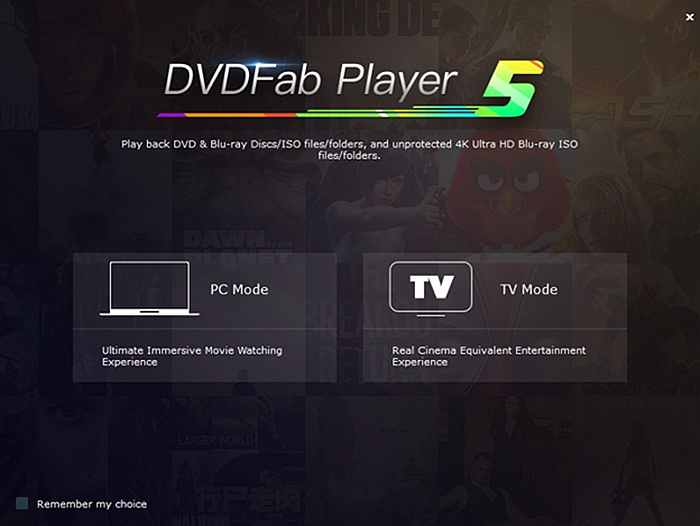 DVDFab Player 5 – The Best Free Video Player to Enhance Your Viewing
