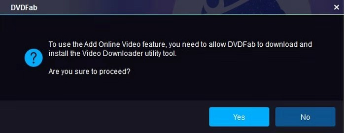 Download DVDFab to know how to burn video to blu-ray