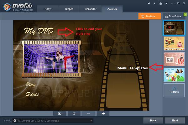 to open this dvd disc dvdfab